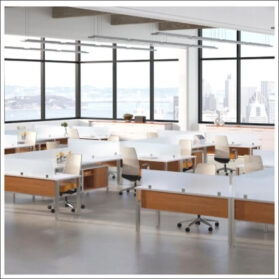 Deskmakers open office WORKSTATIONS systems