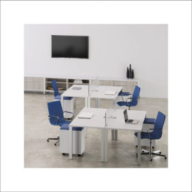 Training Tables in Rectangle shapes